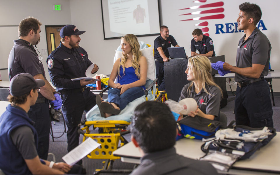 EMT and AEMT Training Courses - CPR and First Aid Training