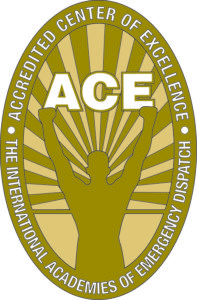 International Academies of Emergency Dispatch – Accredited Center of Excellence